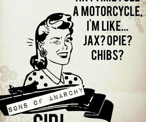 funny, opie, and soa image