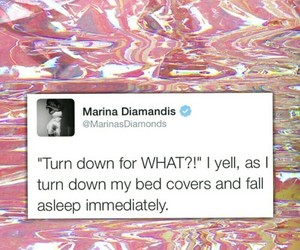 grunge, funny, and marina and the diamonds image