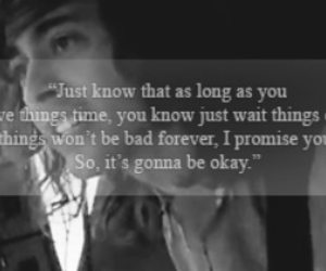 pierce the veil, quotes, and vic fuentes image