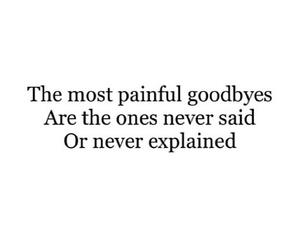 goodbye, sad, and broken image