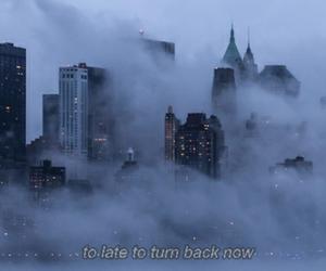 city, cry, and dark image
