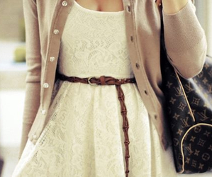 clothes, lace, and dress image