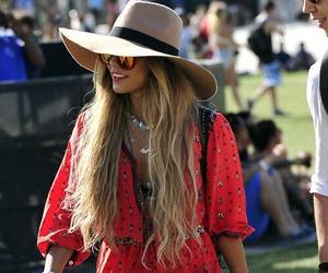 fashion, vanessa hudgens, and coachella image