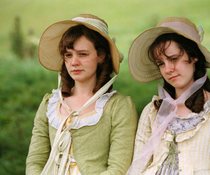 girl, pride and prejudice, and vintage image