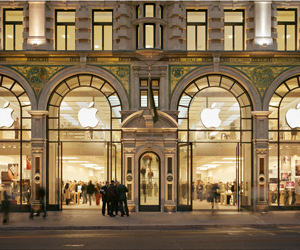 apple, rich, and store image