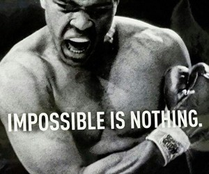 muhammad ali, quote, and boxer image
