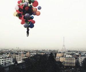 balloons, header, and paris image