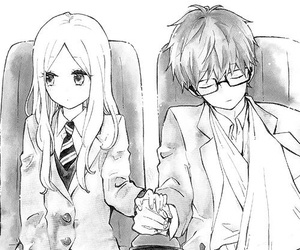 manga, anime, and hibi chouchou image