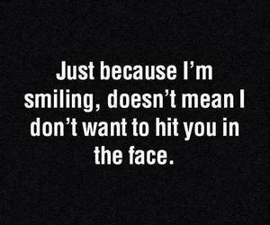 quotes, smile, and face image