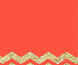 background, chevron, and coral image