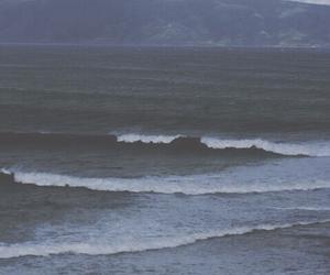 sea, indie, and ocean image