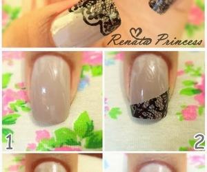 beautiful, diy, and nail art image