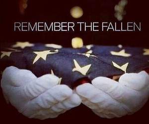 remember, rip, and soldiers image