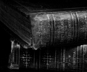 book, antique, and black and white image
