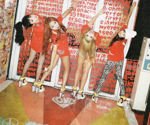 2ne1, bom, and CL image