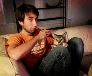 gavin free, rooster teeth, and achievement hunter image