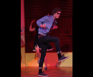cameron mitchell, the glee project, and dance ability image