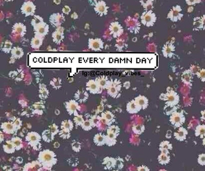 awesome, backround, and coldplay image