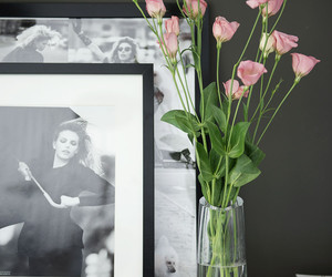 flowers, interior, and rebeccacentren image