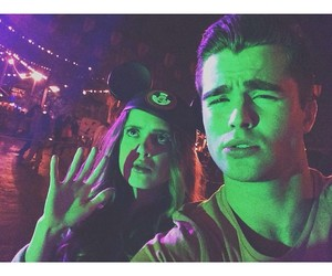 disney, maleficent, and spencer boldman image