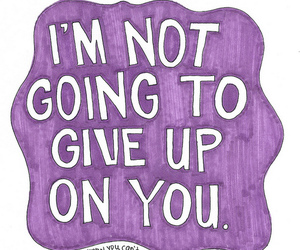 give up and quote image