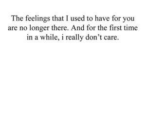feelings, quote, and care image