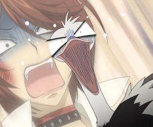 anime, funny, and kurama image
