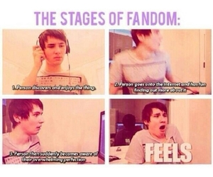 bands, fandom, and girls image