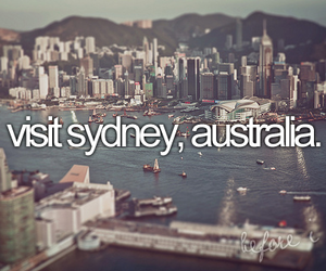 Sydney, australia, and travel image