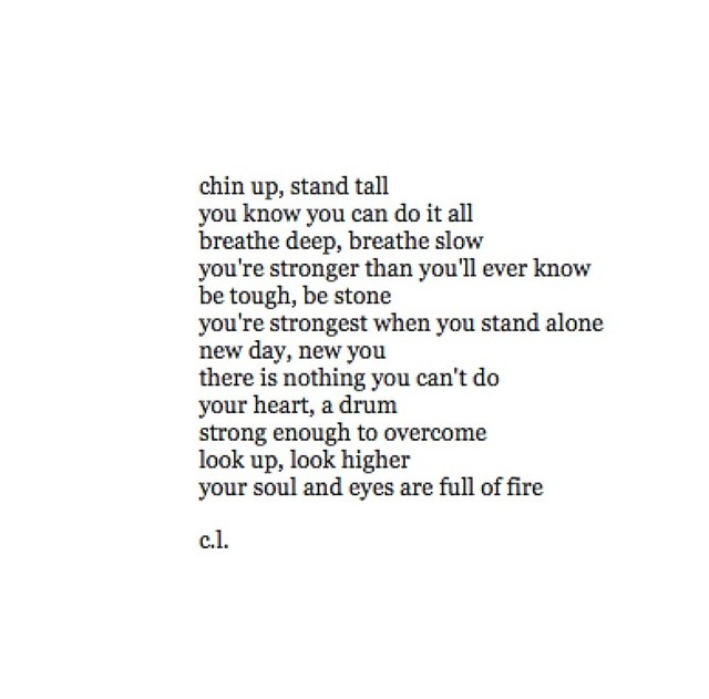 Chin Up Quotes Chin up🌻 shared by Ali Aungst on We Heart It Chin Up Quotes