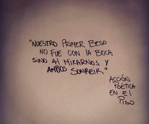 accion poetica, kiss, and frases image