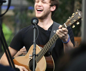 american idol, phillip phillips, and singer image