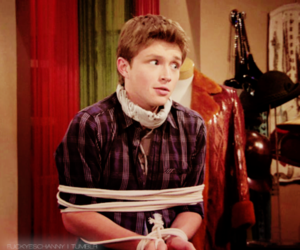 sonny with a chance, sterling knight, and chad dylan cooper image