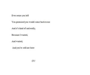 heartbreak, lies, and promises image