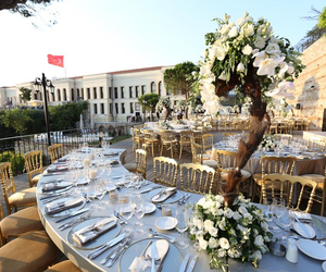 decoration, flowers, and istanbul image