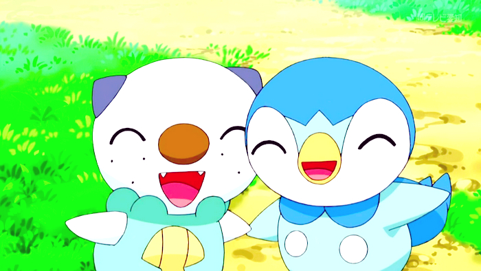 Piplup & Oshawott | Pokemon | Pinterest |Pokemon Piplup And Oshawott