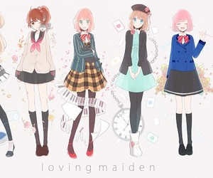 kawaii and brothers conflict image