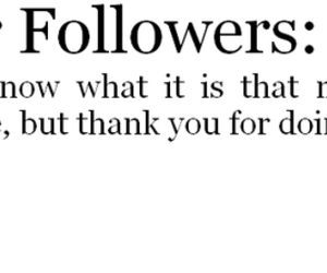 followers, thank you, and quote image