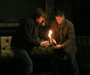 dean, Jensen Ackles, and dean winchester image