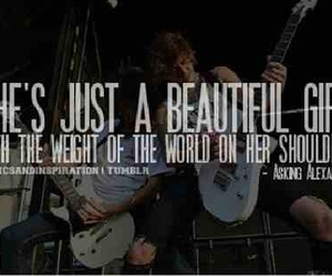 asking alexandria, Lyrics, and aa image