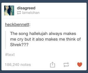 funny, hallelujah, and lol image