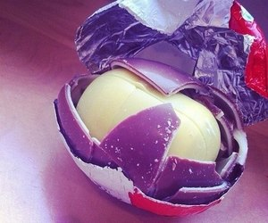chocolate, egg, and surprise image