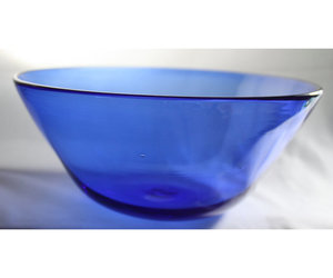 free shipping, glass art, and glass bowl image