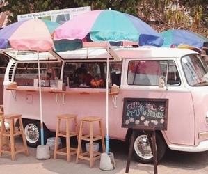 pink, summer, and vintage image