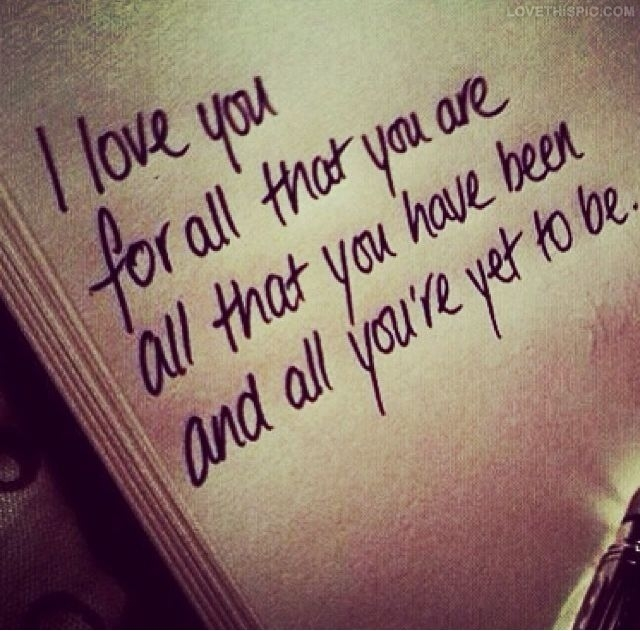 I Love You Uploaded By Maren On We Heart It