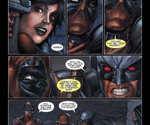 deadpool, logan, and Marvel image