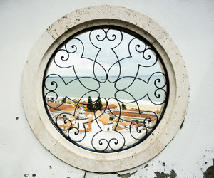 photography, window, and vintage image