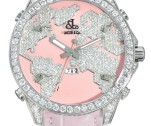 diamonds, watch, and shiny image
