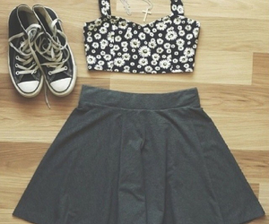 black, top, and converse image