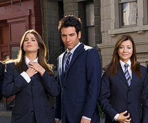 barney, marshal, and how i met your mother image
